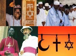 Religions étrangères à l'Afrique